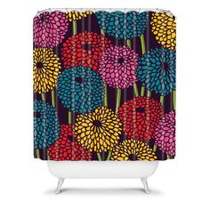 Funky Shower Curtains by DENY Design 13