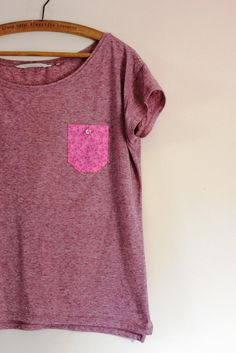 #DIY No Sew #Pocket | #Fashion blog | Oxfam