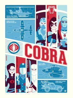 COBRA by Dave Perillo