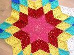 Mobile LiveInternet Crochet. Plaids and bedspreads of rhombuses | Marriette - Marrietta's Inspiration |