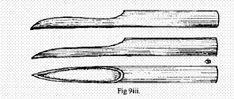 Making Gripfids for Ply-split Braiding