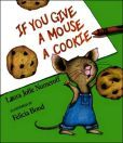 If You Give a Mouse a Cookie: Mini Book and Ornament