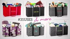 May 2015 Monthly Special - Our best one yet... Large Utility Tote for $10, Stand Tall Insert for $15!!! Order now: www.mythirtyone.com/megancassey