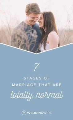 7 Stages of Marriage www.mccormick-weddings.com Virginia Beach