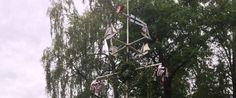 How did we spend our Midsummer in Helsinki? #seurasaari #maypole #Finland
