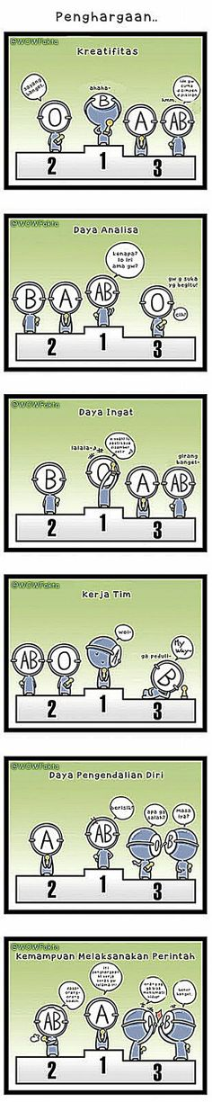 Komik Blood Type