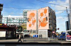Onesto (2009) - West-Kruiskade, Rotterdam (Netherlands)
