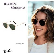 e193fd0bc Os óculos solares Ray-Ban são os mais versáteis: em diversos formatos e  cores