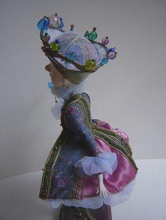 Murano - Kukly.eu - Art Dolls by Tatiana Gurina. Doll Gallery, Master-Class. Paperclay, 47см.