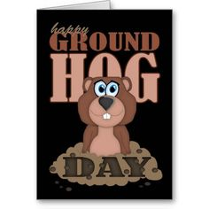 Happy Groundhog Day Greeting Cards, Wishing Cards, Ecards, Coloring Pages, Printable Cards, Celebration In USA, UK, NYC, Canada, Decoration Ideas, Tumblr
