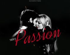 Once Upon a Time | 'There is Passion' (gif)