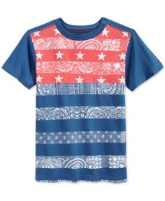 Tommy Hilfiger Little Boys' Freedom T-Shirt