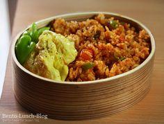 Bento Lunch Blog: meine Bentos