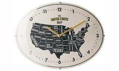 【楽天市場】壁掛け時計【掛け時計 Rozel】オーバル 楕円形掛け時計|ウォール クロック…
