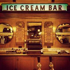 The Ice Cream Bar Soda Fountain