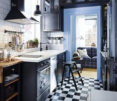 Fonksiyonel ve Kullanışlı Yeni IKEA Mutfakları ile Stilinizi Yansıtın