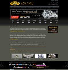 Find beautiful Princess cut diamond at Diamond Jeweler Houston - Jewelry Depot. We are offering lowest prices on Loose Diamonds, Diamond Ring Houston, Diamond Necklaces, Diamond Earrings, Diamond Bracelets, Pearls, Gold Watches, Gold Jewelry & more. Visit  - http://www.houstondiamondjeweler.com