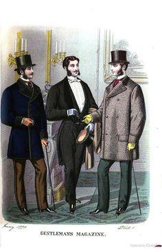 The Gentleman's Magazine of Fashion 1870
