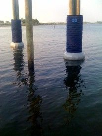 26 Best Boat Dock & Piling Protection: Mooring Winter Ice
