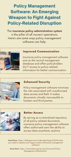 Upgrade your traditional policy administration system with a flexible and smart insurance policy management software to enjoy a host of new benefits and capabilities. Policy Management, Legacy System, Improve Communication, Software, Traditional