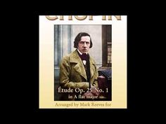 Download Chopin Etude Op 25 No 1 in A flat major arranged for Intermediate Piano. A unique arrangement enabling intermediate pianists to experience the joy of playing this beautiful piece of music without the need for advanced technique. Buy Quality Sheet Music from Sheet Music Online and download direct to your computer, tablet and mobile device. No need to wait for delivery, you can get playing right away! Download Sheet Music, Free Sheet Music, Piano Sheet Music, What Is Essential, String Quartet, Music Online, Piece Of Music, Pop Songs, Enabling