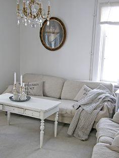 Gray and white