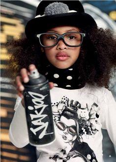 cute style cute kid!