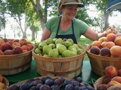 Colon Orchards is a 4TH generation farm located in the heart of the Arkansas River Valley
