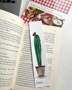 Cacti bookmark. More in the making.... . . . . . . . #bookmarks #books #bookstagram #booklover #booklove #diy #handpainted #watercolorpainting #watercolour #watercolor #art #drawing #painting #illustration #sketch #sketchbook #doodle #love #inpiration #instadaily #instaart #instaartist #instaart #october #inktober #creative #design #cactus #cacti