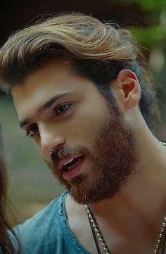 Yaman in Early Bird Turkish Men, Turkish Actors, Portrait Photography Men, Beard Lover, Hot Actors, Male Face, Attractive Men, Beard Styles, Male Beauty