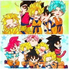 Goku <3 ilv❤