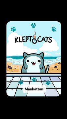 #KleptoCats Here's my new friend #iOS www.kleptocats.com/install