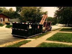 (563) 332-2555 30 yard dumpster Rock Island, Illinois