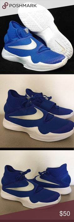 official photos a92d2 ce949 Nike 2016 Zoom Hyperrev Basketball Shoes Size 16 Style Code   835439-401  Color