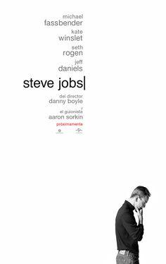 Cartel de 'Steve Jobs' - Película