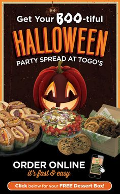 TOGO'S $$ Coupon for FREE Dessert Box!