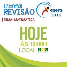 #MEGAREVISÃOENEM Uma parceria da CTI com nossa Agência!