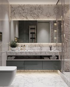 Project WAY-OUT, Moscow . As designers get . Bathroom Design Luxury, Modern Bathroom Design, Simple Bathroom, Home Interior, Interior Design Living Room, Modern Interior, Toilet Design, Dream Bathrooms, Bathroom Colors