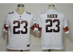 http://www.jordannew.com/nike-cleveland-browns-23-joe-haden-white-game-jerseys-for-sale.html NIKE CLEVELAND BROWNS #23 JOE HADEN WHITE GAME JERSEYS FOR SALE Only $23.00 , Free Shipping!