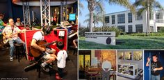 On the Bucket List: visit the Museum of Making Music in Carlsbad, California.