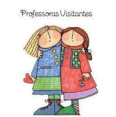 Imagem Professoras Visitantes