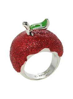 Disney Snow White Apple Ring