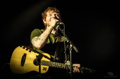Ed Sheeran in Concert // Warsaw [GALLERY]