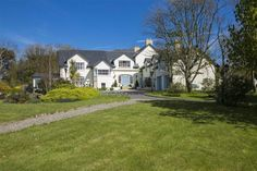This 6 Bed Detached House For Sale Is Located At Springwell Lodge, 178 Springwell Road, Bangor. Glazed Walls, Built In Cupboards, Dormer Windows, Shower Cubicles, Bangor, Entrance Gates, Stone Flooring, Built In Storage, Detached House