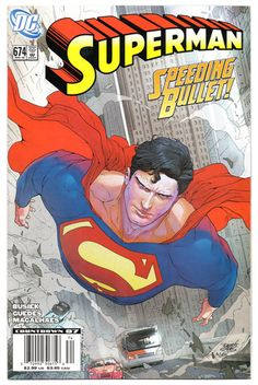 Superman 674 (VF+)