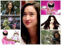 Power Rangers Mystic Force, Pink Power Rangers, Power Rengers, Girl Power, Saban Entertainment, Antonio Garcia, Power Rangers Megaforce, Mighty Morphin Power Rangers, Movies And Tv Shows