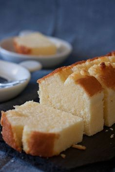 Plainly Perfect Pound Cake.  Sometimes perfection is in the simplicity of a flavor, and this rich and butter cake is simply perfect.