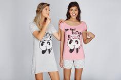 Amamos dormir e pandas!