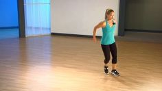 A 10-Minute Cardio Quickie Workout | via @FitBottomedGirls