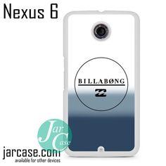 Billabong Style 2 Phone case for Nexus 4/5/6